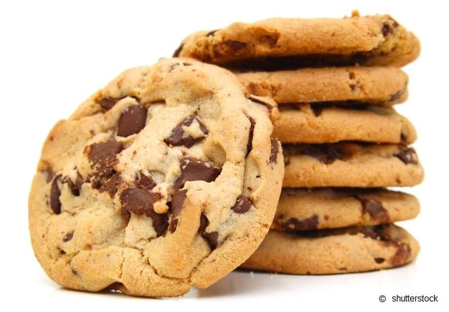 Ein Bild von Cookies.
