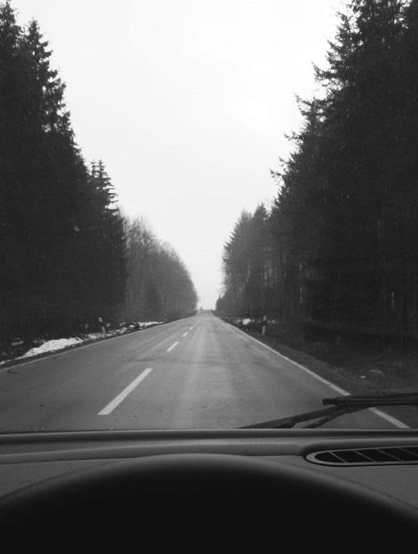 Auf dem Weg nach Kempten