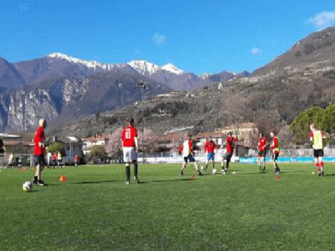 Trainingslager Arco Gardasee