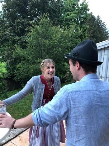 Anni und Jonas lustig