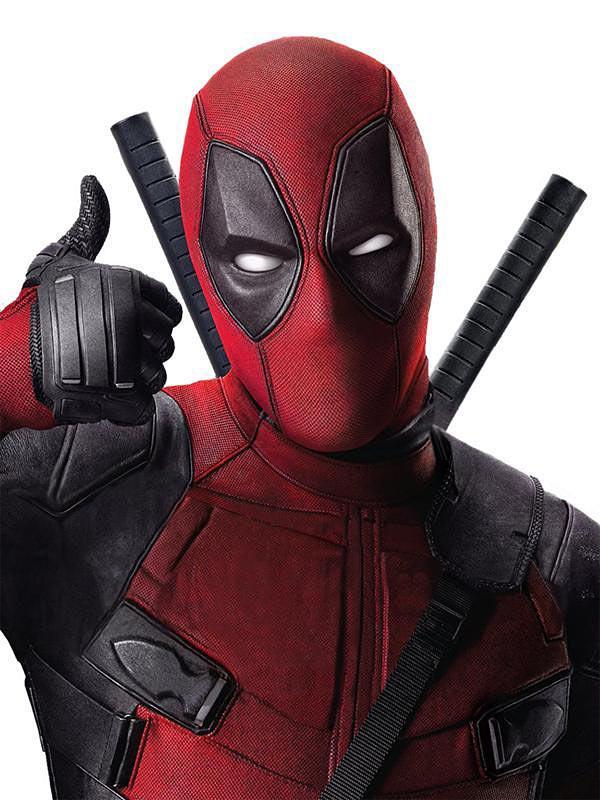 Daumen hoch für den Anti-Helden Deadpool
