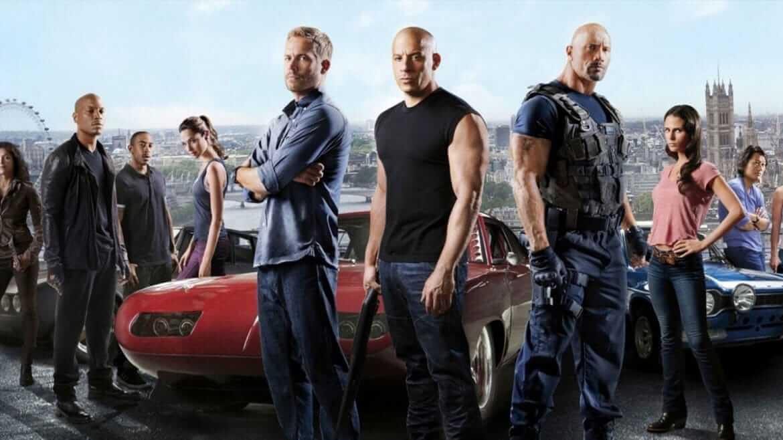 Die Fast&Furious Crew