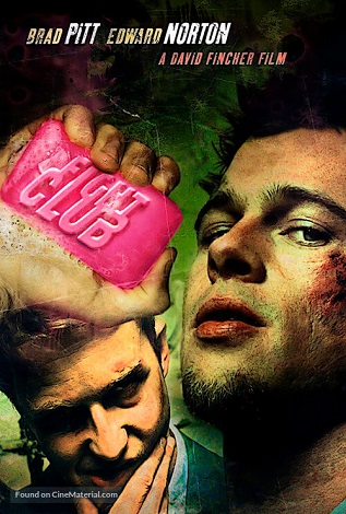 Fight Club DVD-Cover
