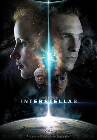 Interstellar Filmplakat