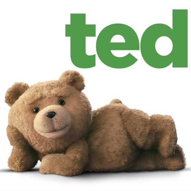 Filmplakat zu Ted