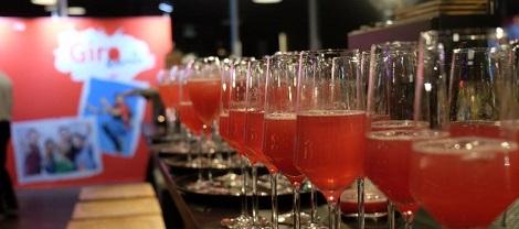 alkoholfreie Cocktails bei der Siegerehrung ©: Achim Crispien