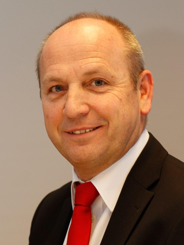 Unser Filialleiter Stefan Haberstock