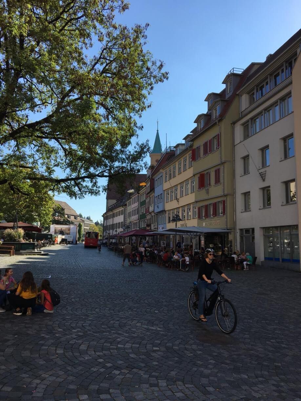 Innenstadt von Ravensburg