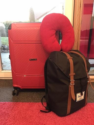 Mit ein wenig Gepäck um die Welt