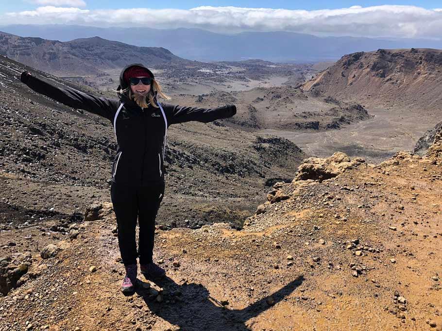 Tongariro-Alpin-Crossing