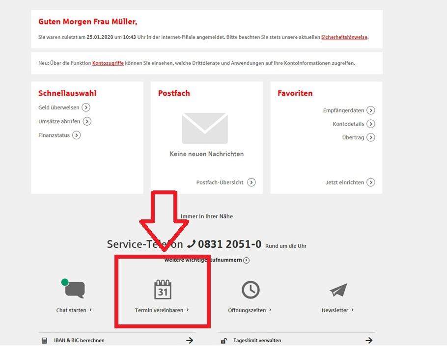 Sparkasse Allgäu De Online Banking