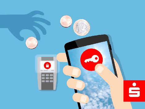 Mobiles Bezahlen mit der Sparkasse Allgäu