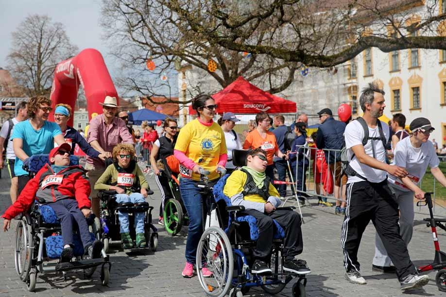 Jeder kann beim Laufsporttag mitmachen