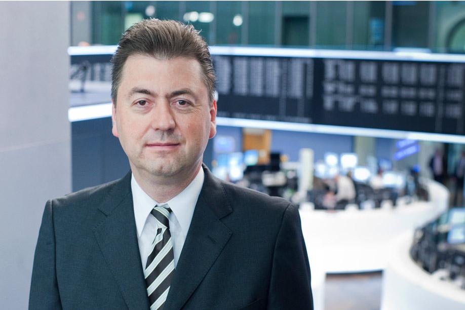 Robert Halver, Leiter der Kapitalmarktanalyse der Baader Bank AG in Frankfurt