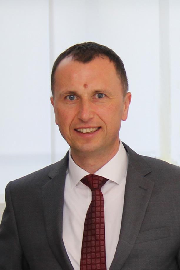 Heribert Schwarz, stellvertretender Vorstandsvorsitzender Sparkasse Allgäu