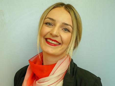 Luzie Helmer ist die neue Leiterin der Sparkassenfiliale Schwangau