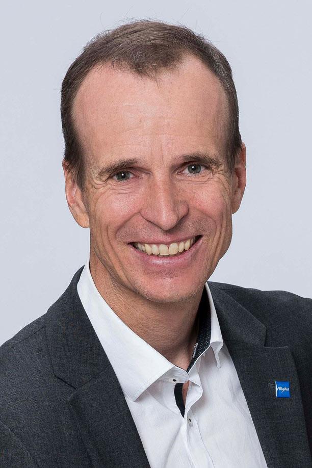 Martin Sambale, Geschäftsführer Energie- und Umweltzentrum Allgäu (eza!)