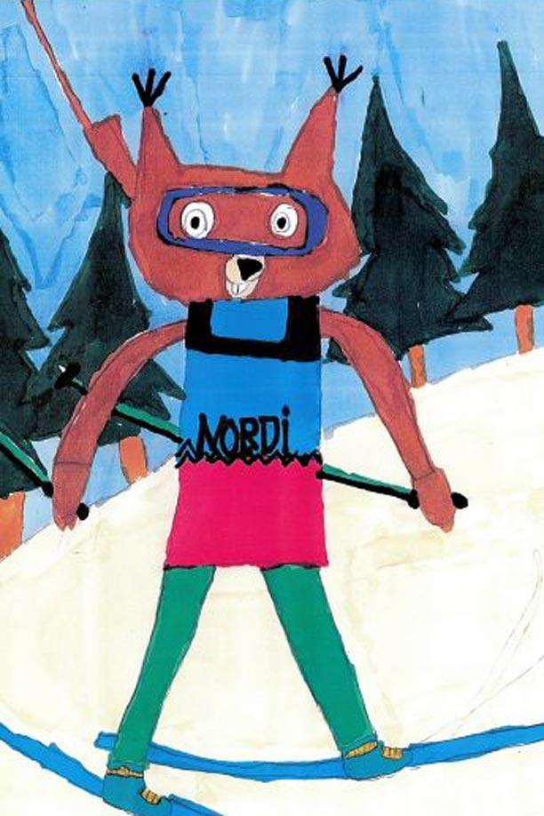 Marai 8 Jahre - 5. Platz in der Altersgruppe 7-10 Jahre