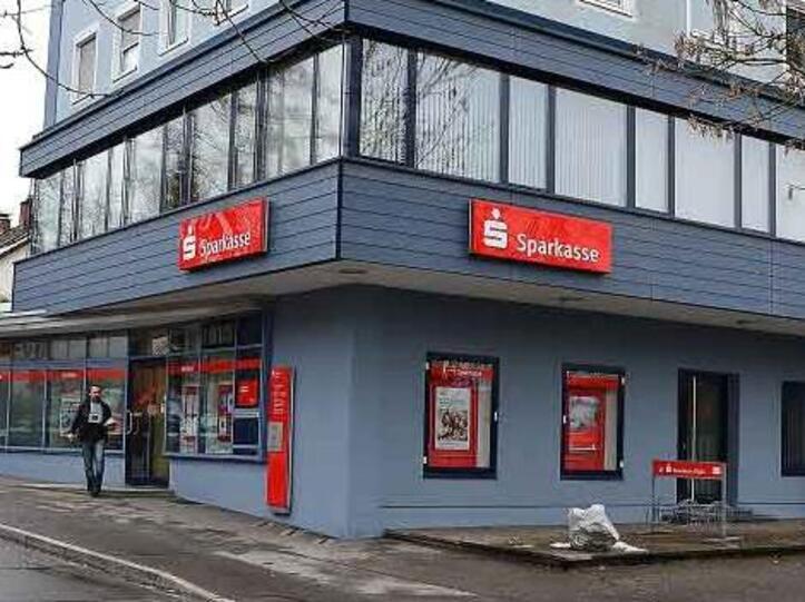 Filiale Kempten-West der Sparkasse Allgäu