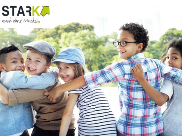 """""""STARK auch ohne Muckis"""" stärkt Kinder für die Zukunft und gegen Mobbing"""