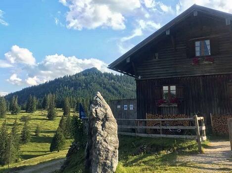 Die Bärenmoos Alpe
