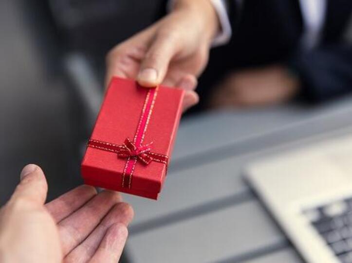 Geschenk für Mitarbeiter